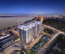 Sun Grand City Ancora Residence – Sống 5 sao bên Hồ Gươm