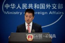 Trung Quốc hy vọng Hàn Quốc nhanh chóng ổn định