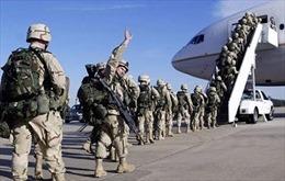 Mỹ triển khai thêm 200 quân tới Syria chống IS