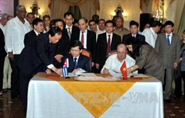 Đoàn Viện Kiểm sát Nhân dân Tối cao Việt Nam thăm chính thức Cuba