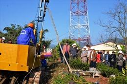 Xây dựng hệ thống trạm vệ tinh định vị toàn cầu cố định ở Việt Nam