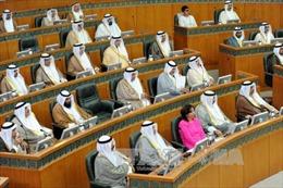 Kuwait thành lập nội các mới