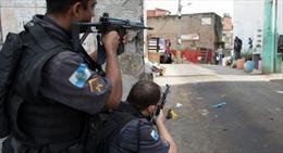 Tìm đường bằng GPS, du khách thiệt mạng do lạc vào favela ở Brazil