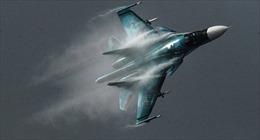 Chiến đấu cơ Nga dồn dập không kích, tiêu diệt 300 tay súng