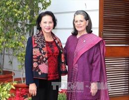 Chuyến thăm của Chủ tịch Quốc hội làm sâu sắc thêm quan hệ Việt-Ấn