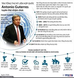 Đôi điều về Tân Tổng Thư ký LHQ Antonio Guterres