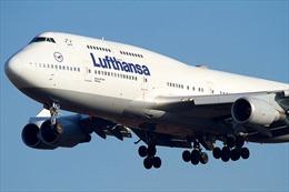 Máy bay Lufthansa chở 530 khách bị dọa đánh bom