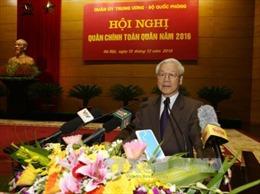 Tổng Bí thư Nguyễn Phú Trọng: Tiếp tục xây dựng thế trận lòng dân