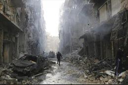 Cảnh tượng ám ảnh bên trong Aleppo những ngày lửa đạn