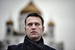 Thủ lĩnh phe đối lập tuyên bố tranh cử Tổng thống Nga