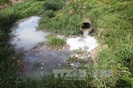 Xả nước thải ra sông Vàm Cỏ Đông lĩnh án phạt 160 triệu đồng