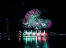 Vui cùng lễ hội pháo hoa quốc tế Đà Nẵng, ẵm ngay 20 triệu đồng
