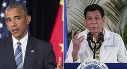 Tại sao ông Duterte giả ốm để tránh gặp ông Obama?