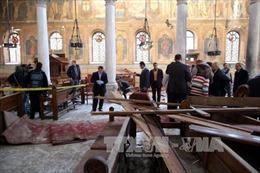 Thông tin trái ngược về hung thủ vụ đánh bom nhà thờ tại Ai Cập