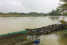 Các hồ thủy điện ở Thừa Thiên-Huế xả lũ gây úng ngập cục bộ
