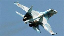 Nga triển khai phi đội 12 chiến đấu cơ Su-30SM tại Crimea