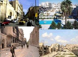 5 năm trong lửa đạn, Aleppo tan tác không nhận ra