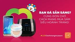 Lazada Việt Nam đạt kỷ lục giao dịch mới trong ngày 12/12