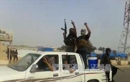 2.500 tên IS từ Syria và Iraq tràn tới châu Phi