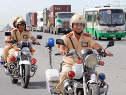 Hà Nội đảm bảo an toàn giao thông cuối năm