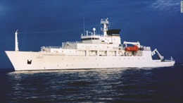 Trung Quốc bắt giữ tàu lặn của hải quân Mỹ ở Biển Đông