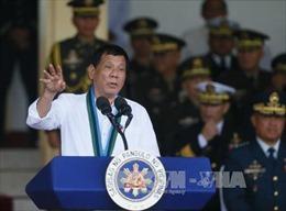 Tổng thống Duterte yêu cầu Mỹ chuẩn bị rời Philippines