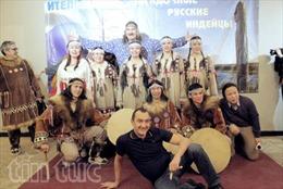 Độc đáo văn hóa người da đỏ Bắc Mỹ ở Nga