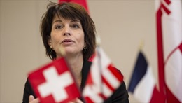 Doris Leuthard – Nữ chính khách hai lần trúng cử Tổng thống Thụy Sĩ