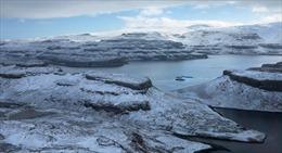 Thành phố Atlantis mất tích đang vùi trong băng ở Nam Cực?