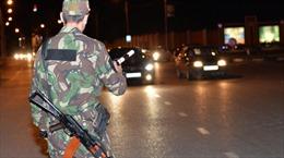 Chechnya tiêu diệt 5 tay súng tấn công cảnh sát