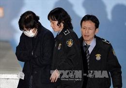 """Hàn Quốc chuẩn bị xét xử """"pháp sư cố vấn"""" của tổng thống"""