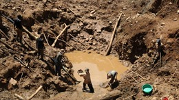 Sập mỏ vàng ở CH Chad làm ít nhất 30 người thiệt mạng