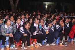 Hơn 3.000 học sinh dân tộc nội trú được xem phim miễn phí