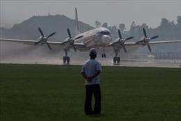 Máy bay quân sự Nga đâm đầu xuống đất, toàn bộ sống sót kỳ lạ