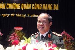 Thứ trưởng Bộ Quốc phòng Việt Nam thăm Cuba