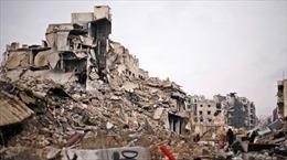 Syria đứng đầu 'danh sách chết chóc' đối với phóng viên