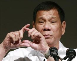Ông Duterte tuyên bố có thể chia sẻ dầu mỏ với Trung Quốc ở Biển Đông