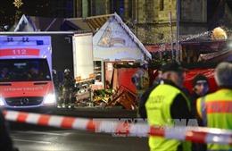 Lãnh đạo Đảng và Nhà nước chia buồn về vụ tấn công tại Berlin