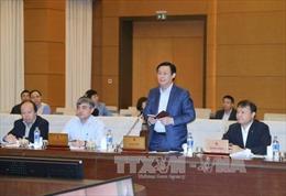 Phó Thủ tướng Vương Đình Huệ: Lấy ổn định vĩ mô làm trọng