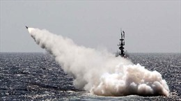 Pakistan thử thành công tên lửa chống hạm ở biển Arab