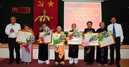 Phong tặng danh hiệu Bà mẹ Việt Nam Anh hùng