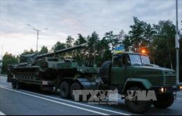Quân đội Ukraine sẵn sàng ngừng bắn tại Donbass