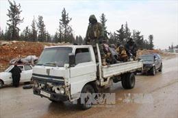 Nga triển khai tiểu đoàn quân cảnh tới Aleppo