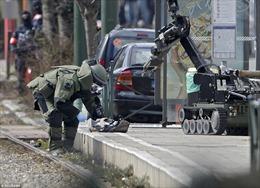 Phát hiện bom trước trụ sở Liên đoàn Thổ Nhĩ Kỳ ở Brussels