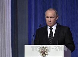 Tổng thống Putin lệnh lập ủy ban điều tra quốc gia vụ rơi máy bay