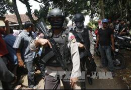 Cảnh sát Indonesia tiêu diệt 2 nghi can khủng bố