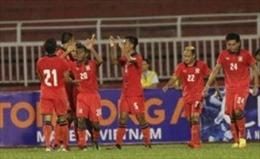 Đánh bại U21 Việt Nam, U21 Thái Lan vào đá chung kết