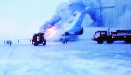 Những sự cố liên quan máy bay Nga Tu-154