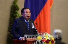 Tổng Bí thư Lào kêu gọi hiện đại hóa quân đội