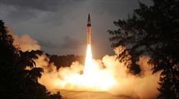 Xem Ấn Độ thử tên lửa có khả năng mang đầu đạn hạt nhân